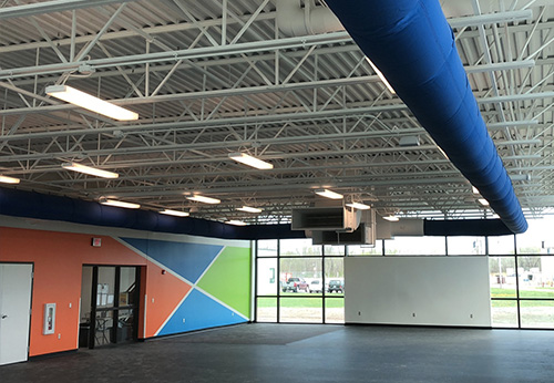 Professional Learning Center Addition